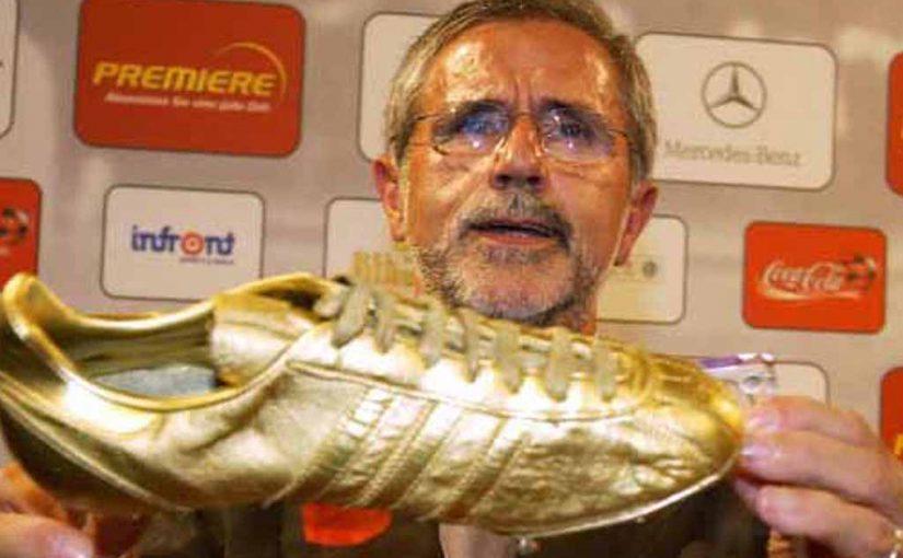 Gerd Müller: World Cup triumph, crash, comeback and then Alzheimer's